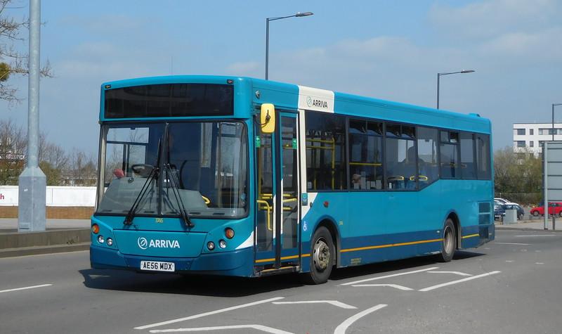 3746 - AE56MDX - Slough (Stoke Road)