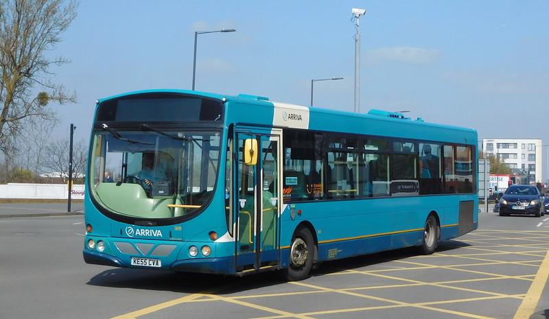 3619 - KE55CVA - Slough (Stoke Road)