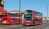 DW321 - LJ60AYA - London (Waterloo Bridge) - 2.4.13