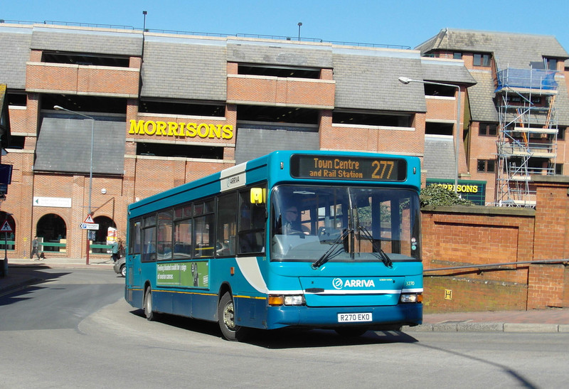 3270 - R270EKO - Tunbridge Wells (railway station) - 2.4.13