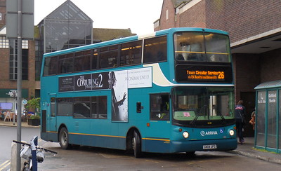 6438 - GN04UFG - Guildford (bus station)