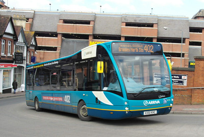 4216 - KX61KHC - Tunbridge Wells (town centre) - 2.4.13