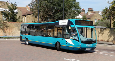 4258 - KX13AVE - Southend (bus station)