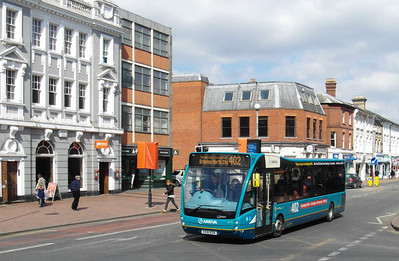 4215 - KX61KGN - Tunbridge Wells (town centre) - 2.4.13