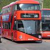 Arriva London LT004 130821 Buckingham Palace Road