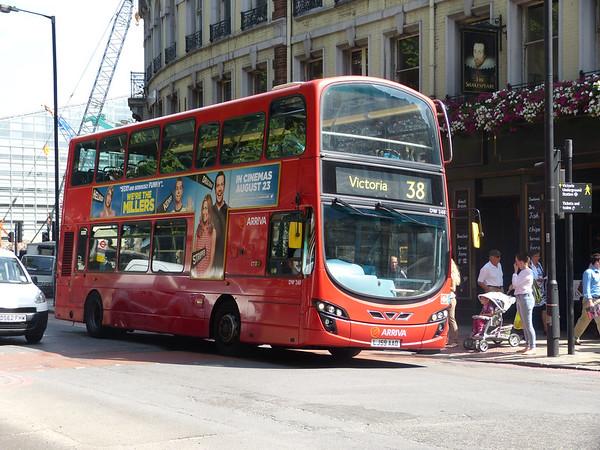 Arriva London DW248 130821 Victoria