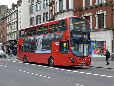Arriva London DW231 150426 [jh]