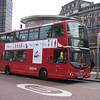 Arriva London VLW129 060815 Waterloo