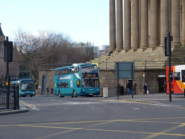 Arriva North West 4602 150324 Liverpool