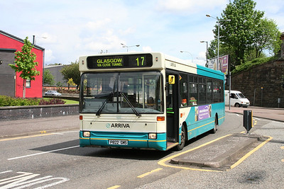 1432 rescreens in Paisley having worked from Renfrew as a 101.    Typical early series Dart.  Unpleasant.