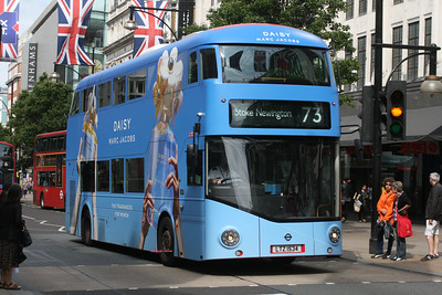LT534, LTZ1534, Arriva London, Oxford Street