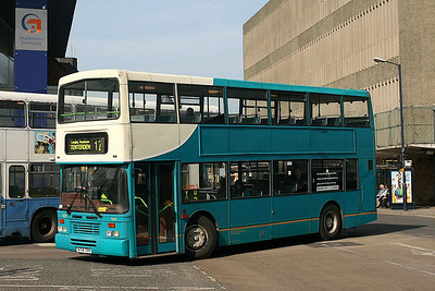 11. Double Deck Buses Gone