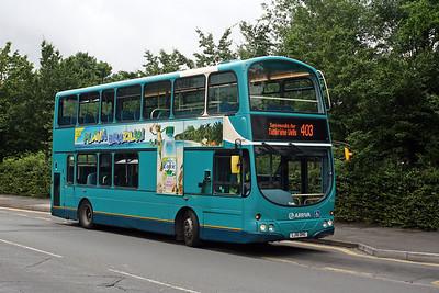 6124-LJ51 DHG at Swanley.