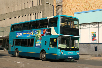 6408-GN04 UDX at Maidstone Town Centre.