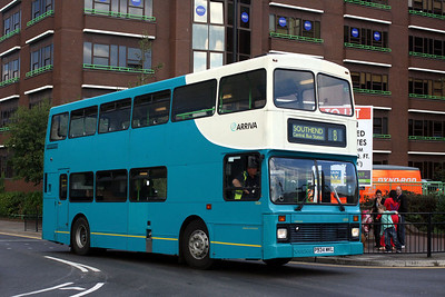 5934-P934 MKL at Southend.