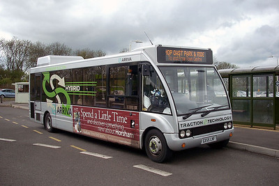 1450-GX55 LNF at Hop Oast Park & Ride Site