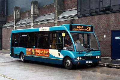 1509-T407 ENV in Guildford Bus Station