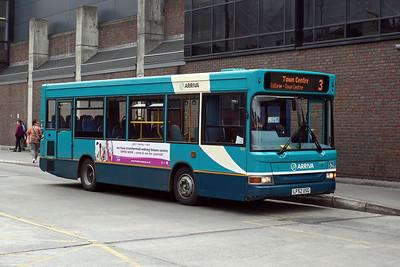 1629-LF52 USG at Guildford Bus Station
