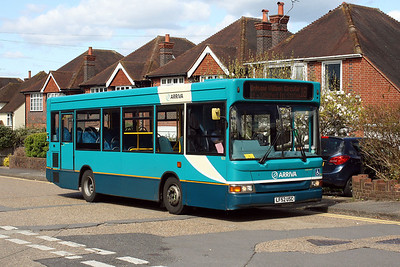 1630-LF52 USC at Onslow Village, Guildford
