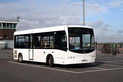 1402-KX08 OLB at Southend Airport