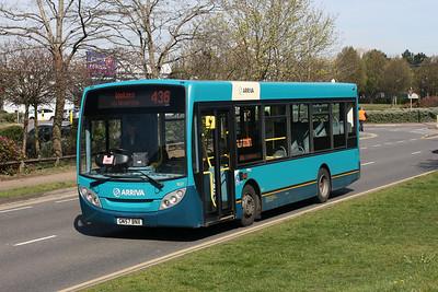 1637-GN57 BNX at Brooklands, Weybridge.