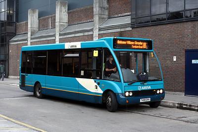 1510-T408 ENV in Guildford Bus Station