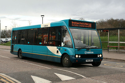 1508-YN03 NCF at Guildford Spectrum