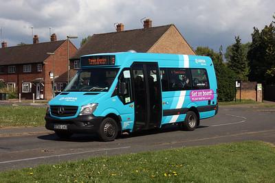1003-BT66 UAO on Cedar Way in Bellfields, Guildford.