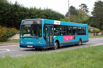 3707-LK55 ACY at Reigate Heath