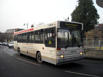 T 603-L603 EKM at Horsham Bus Station.
