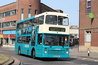 4620-R620 MNU at Leicester City Centre.