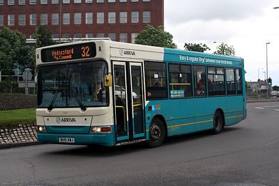 2289-BU51 KWJ at Cannock Bus Station.