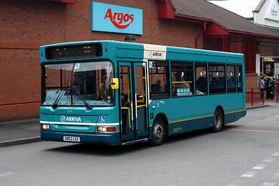 2209-SN03 LGC at Cannock Bus Station.