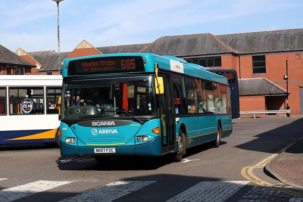 Arriva Provincial Bus Companys