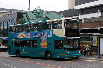 4109-CX55 EBA in Liverpool