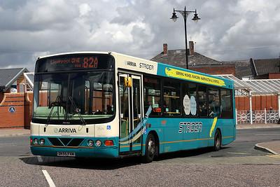 2526-DK55 FXM in Chester