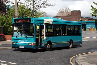 0876-Y36 TDA in Crewe
