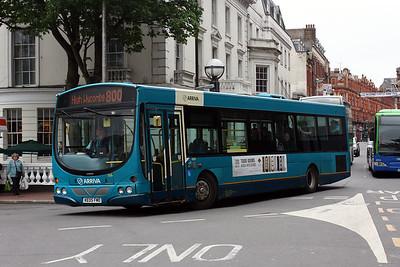 3866-KE05 FMO at Reading Town Centre.