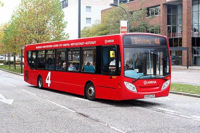 3573-KX09 GZB at Milton Keynes.