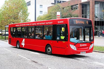 3575-KX09 GZD at Milton Keynes.