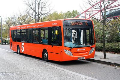 3576-KX09 GZE at Milton Keynes.