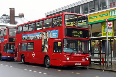 6164-LJ55 BVS in Edgware