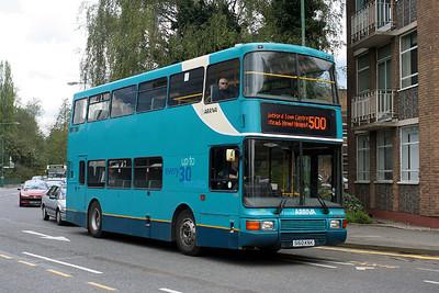 5160-S160 KNK at Hemel Hempstead