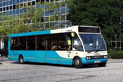 2448-YJ05 JXV in Milton Keynes