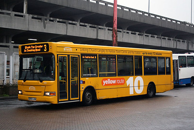 0404-S304 JUA in Harlow Bus Station