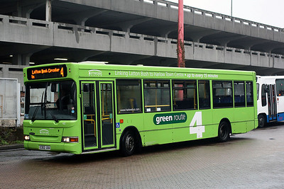 0402-S302 JUA in Harlow Bus Station