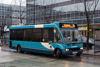 2429-T45 KAW in Milton Keynes
