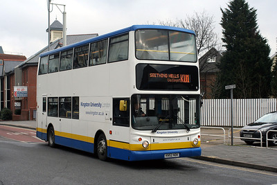 KN52 NDK at Kingston College Roundabout