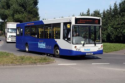 MAN 14.220 AE56 MBV at Manor Royal, Crawley.
