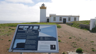Duncasby Head Lighthouse